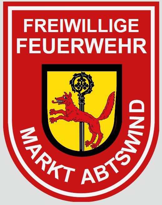 Ärmelabzeichen der Freiwilligen Feuerwehr Markt Abtswind